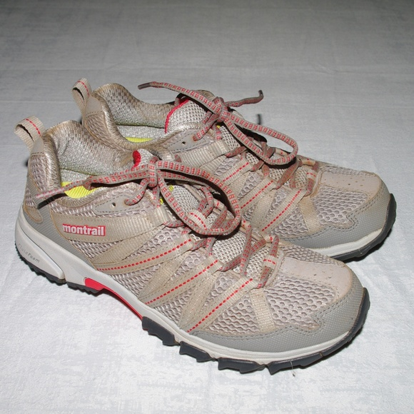 montrail Shoes - MONTRAIL WOMENS 8 ATHLETIC RUNNING SHOES